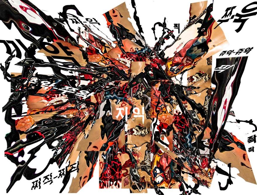 최진용,쭈왁-쭈왁,C-PRINT,200X150,2015